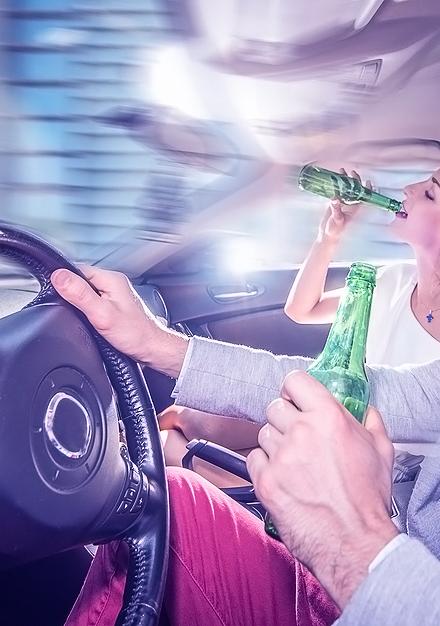 Помощь лишенным водительских прав за передачу управления лицу в состоянии опьянения