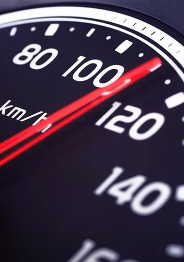 Превышение допустимой скорости на 60 км/час